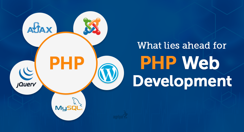 PHP website development services in indore